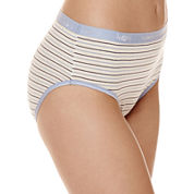 Underscore® Cotton Rib Hipster Panties