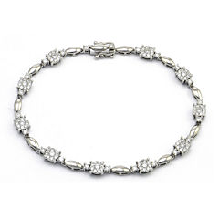 LIMITED QUANTITIES 1¾ CT. T.W. Diamond Bracelet