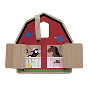 Melissa & Doug® Peek-a-Boo Barn