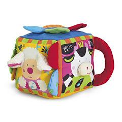 Melissa & Doug® Musical Farmyard Cube
