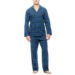Hanes® Flannel Pajama Set