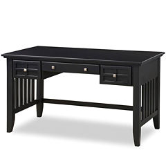 desks black home office furniture for the home jcpenney