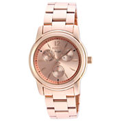 Invicta Angel Womens Rose Goldtone Bracelet Watch-21692