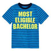Okie Dokie Boys Short Sleeve T-Shirt-Preschool