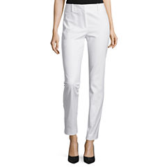 Liz Claiborne® Classic Audra Slim Leg Pants