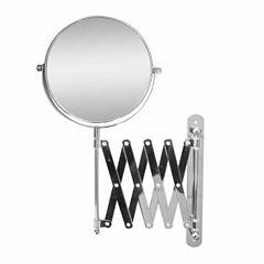 Elegant Extendable Wall Mount Bath Mirror