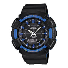 Casio® Tough Solar Illuminator Mens Analog/Digital Sport Watch ADS800WH-2A2