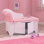 KidKraft® Princess Chaise Lounge