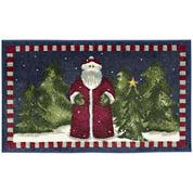 Nourison® Old World Santa Rectangular Rug