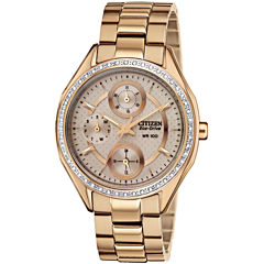Drive from Citizen® Eco-Drive® Gold-Tone Watch  FD1063-57X
