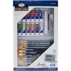 Clearview Large Acrylic Painting Art Set
