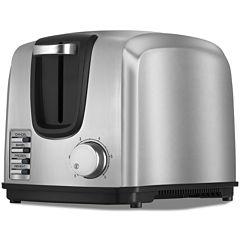Black+Decker T2707S 2-Slice Toaster