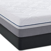 Sealy® Posturepedic® Premier Hybrid Gold Ultra Plush - Mattress + Box Spring