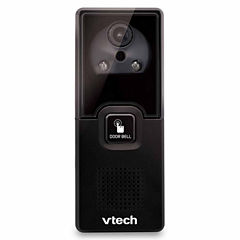 VTech IS741 Accessory Audio/Video Doorbell Camera for use with IS7121-Series System