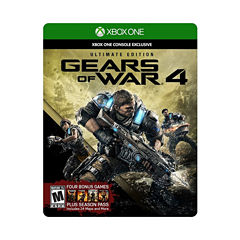 Microsoft - Xbox One Gears of War 4