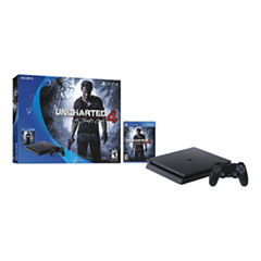 Sony® PlayStation 4 Console Uncharted 4: A Thief's End Bundle