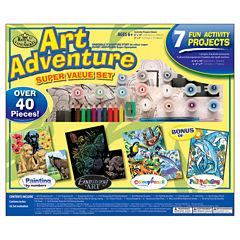 Art Adventure Super Value Pack Kit
