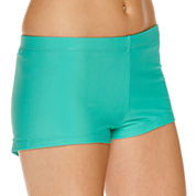 Aqua Couture Halterkini or Solid Swim Skirt