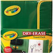 Crayola® Dry-Erase Travel Pack