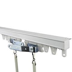 Rod Desyne Heavy-Duty Ceiling Track/Room Divider Kit