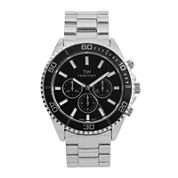 Territory Mens Stainless Steel Watch