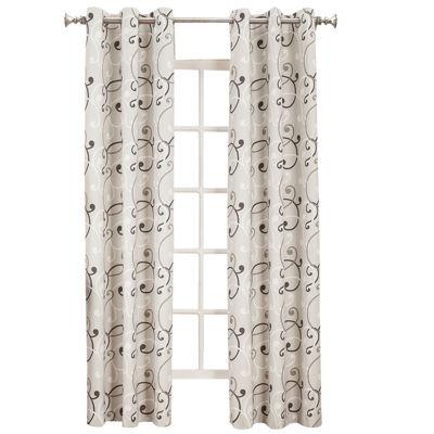 918 Kelby Grommet Top Curtain Panel