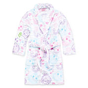 Kids Line Girls Shopkins Doodle Robe - Big Kid