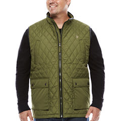 U.S. Polo Assn. Quilted Vest Big and Tall