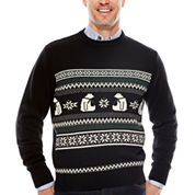 Dockers® Pullover Cotton Sweater
