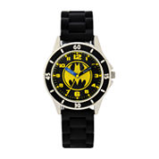 Boys Black Strap Watch-Bat9152jc