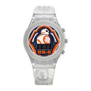 Star Wars Boys Multicolor Strap Watch-Swm3133jc