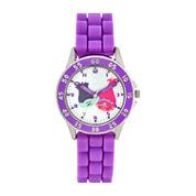 Trolls Purple Strap Watch-Tro9001jc