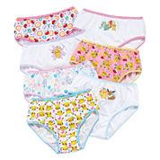 Girls 3-Pc. Pokemon Briefs Panty