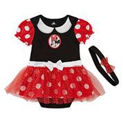 Disney Minnie Mouse 1pc Body Suit