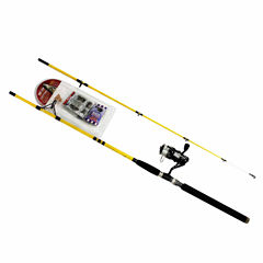 Eagle Claw Catclaw Spinning Spinning Combo Rod and Reel