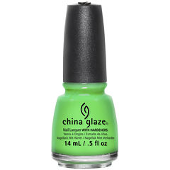 China Glaze® In the Lime Light Nail Polish - .5 oz.