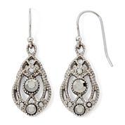 Liz Claiborne® Marcasite Earrings