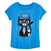 Arizona Girls Graphic T-Shirt-Big Kid