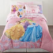 Disney Princess Forever Comforter & Accessories