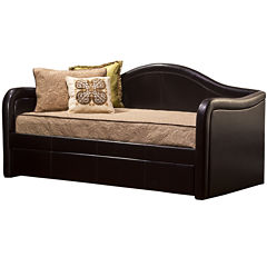 Dalston Upholstered Daybed with Trundle Option
