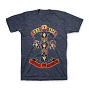 Novelty Guns-N-Roses Short-Sleeve T-Shirt