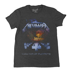 Novelty Metallica Short-Sleeve T-Shirt
