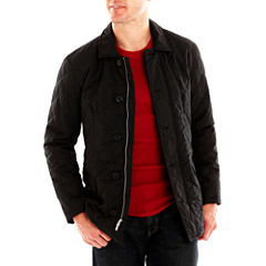 R&O Quilted Car Coat
