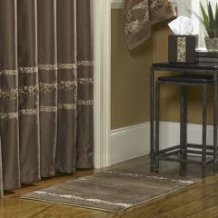 Croscill Classics Brown Bathroom Accessories for Bed Bath JCPenney
