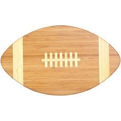 Picnic Time® Touchdown Football Cutting Board