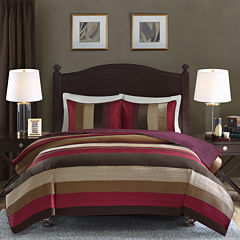 Madison Park Bedford 3-pc. Quilt Set