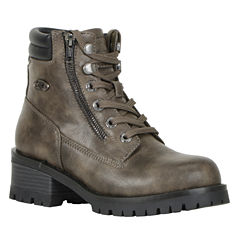 Lugz Flirt Zip Womens Hiking Boots