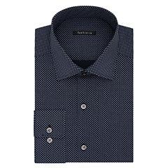Van Heusen Slim-Fit Flex Collar Long Sleeve Dress Shirt