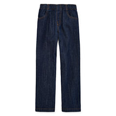 Okie Dokie® Pull-On Jeans - Preschool Boys 4-7