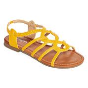 Arizona Briar Girls Strap Sandals - Little Kids